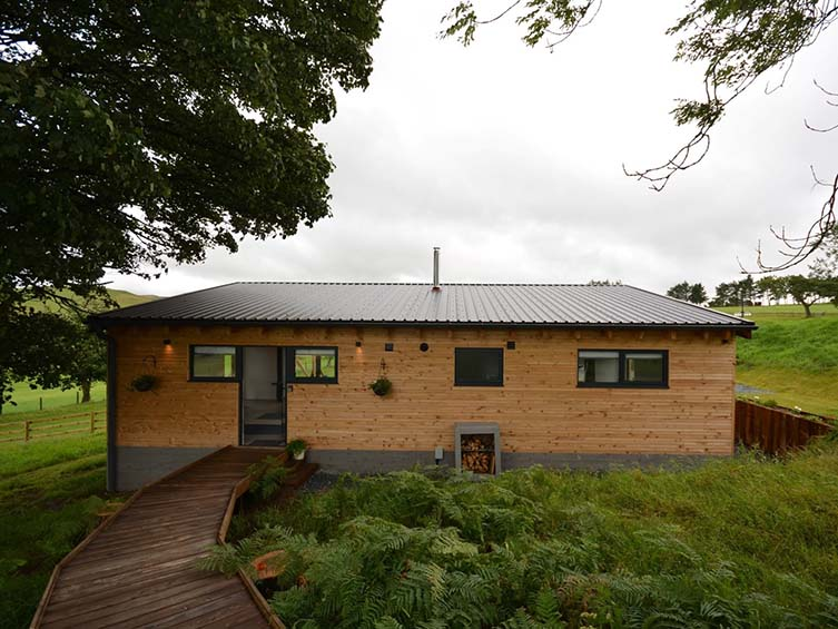 Skylark Lodge,Llandrindod Wells, Mid Wales