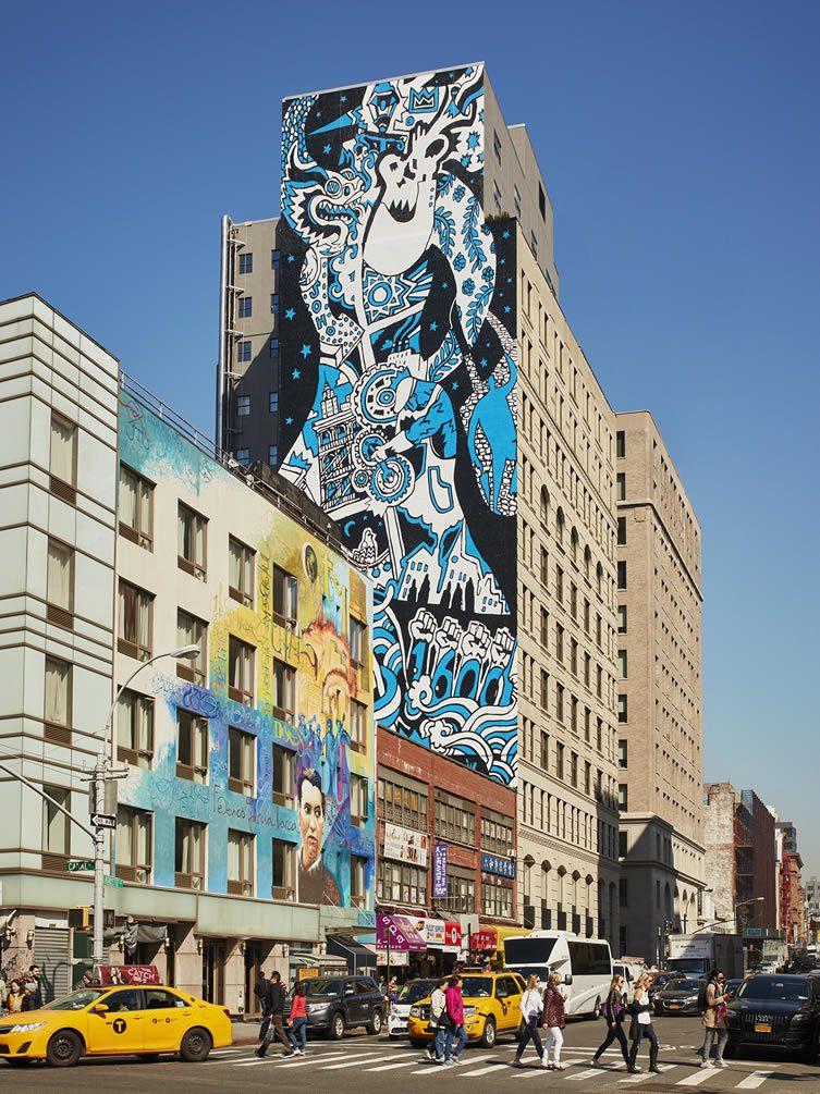 11 howard new york soho howard and lafayette for Americana hotel nyc