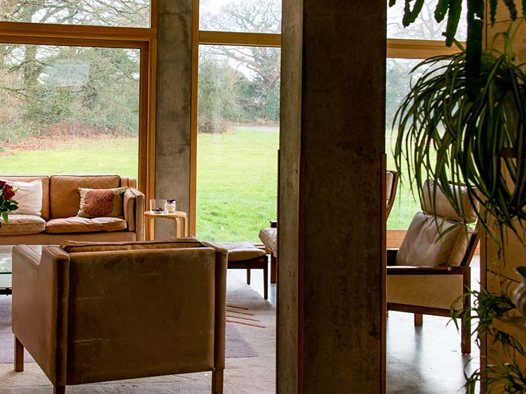 The Lodge at Whithurst Park, Petworth, Sussex