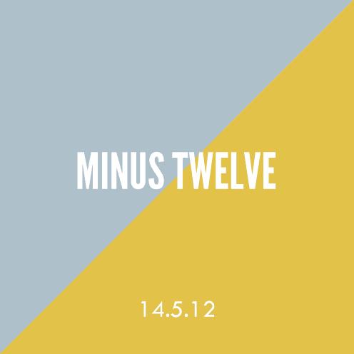 14.5.12 Minus Twelve