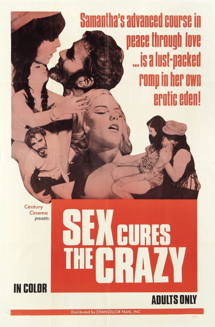 Sex Cures the Crazy, 1968