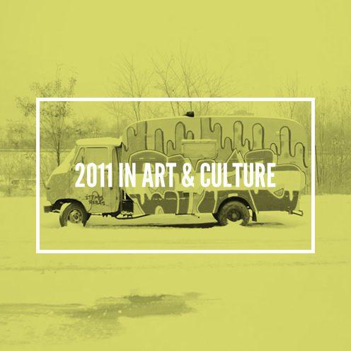 2011 in Art & Culture