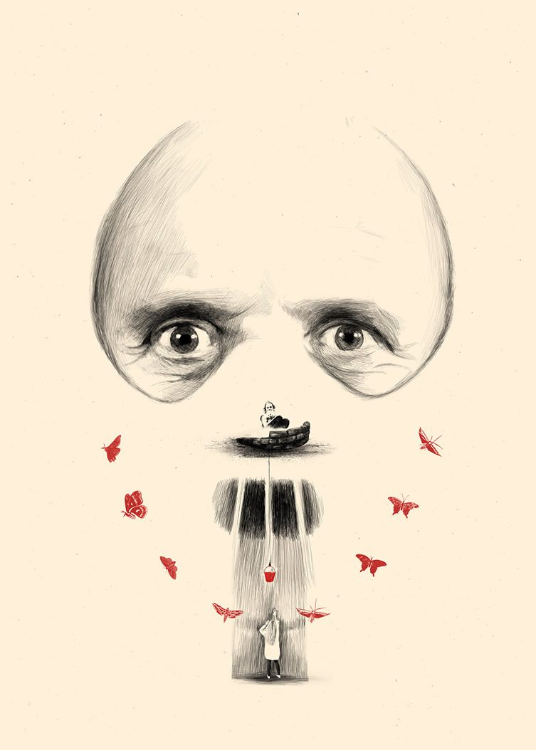 Peter Strain - Silence of the Lambs