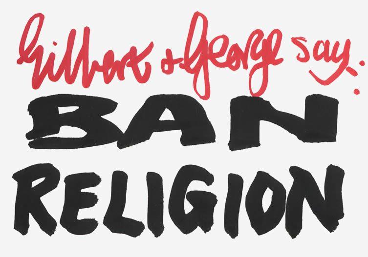 Ban Religion