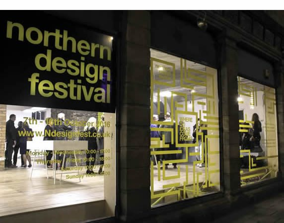 2016 Northern Design Festival, Newcastle and Gateshead