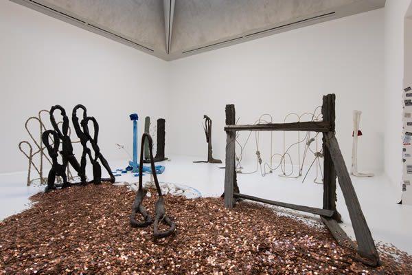 Turner Prize 2016: Michael Dean, Anthea Hamilton, Helen Marten and Josephine Pryde