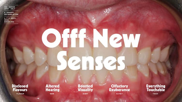 OFFF Barcelona 2017: New Senses by Outro Studio