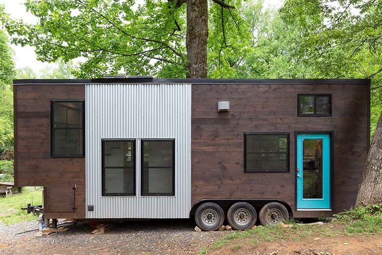 The Luminaire Tiny House On Wheels by Erin Adams, Winner in Interior Space and Exhibition Design Category