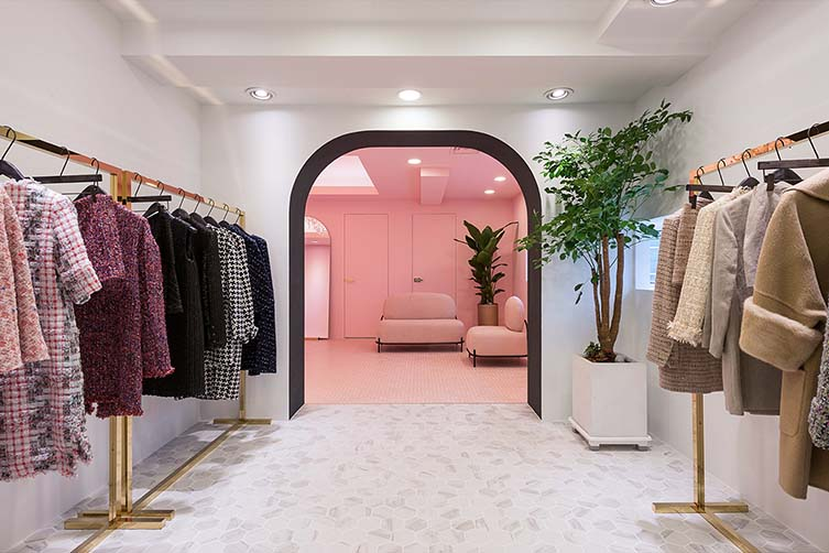 A Whimsical Wander Showroom Showroom by Hyuntek Yoon, Winner in Interior Space and Exhibition Design Category