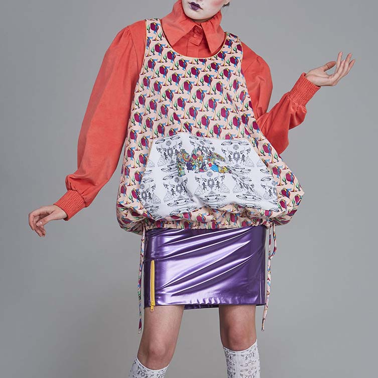 MacAroni Club Womenswear Collection by Wonjoon Cha, Winner in Fashion, Apparel and Garment Design Category
