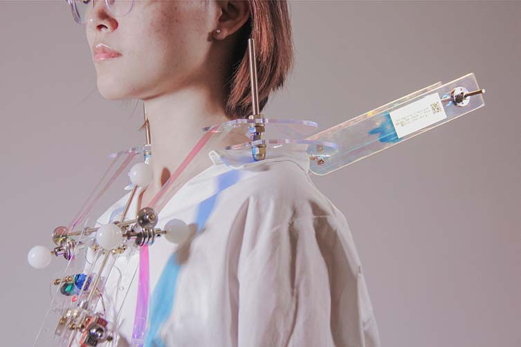 Trill MacHine Voice Processing Device by Lichen Wang, Winner in Arts, Crafts and Ready-Made Design Category, 2018—2019.