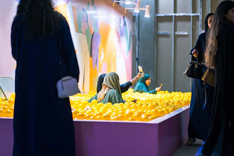 Saudi Design Week 2019, Designing Happiness at Riyadh Season