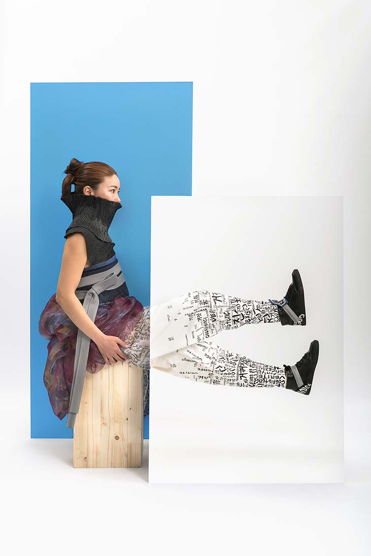 Coexistence Unisex Fashion by Suk-Kyung Lee