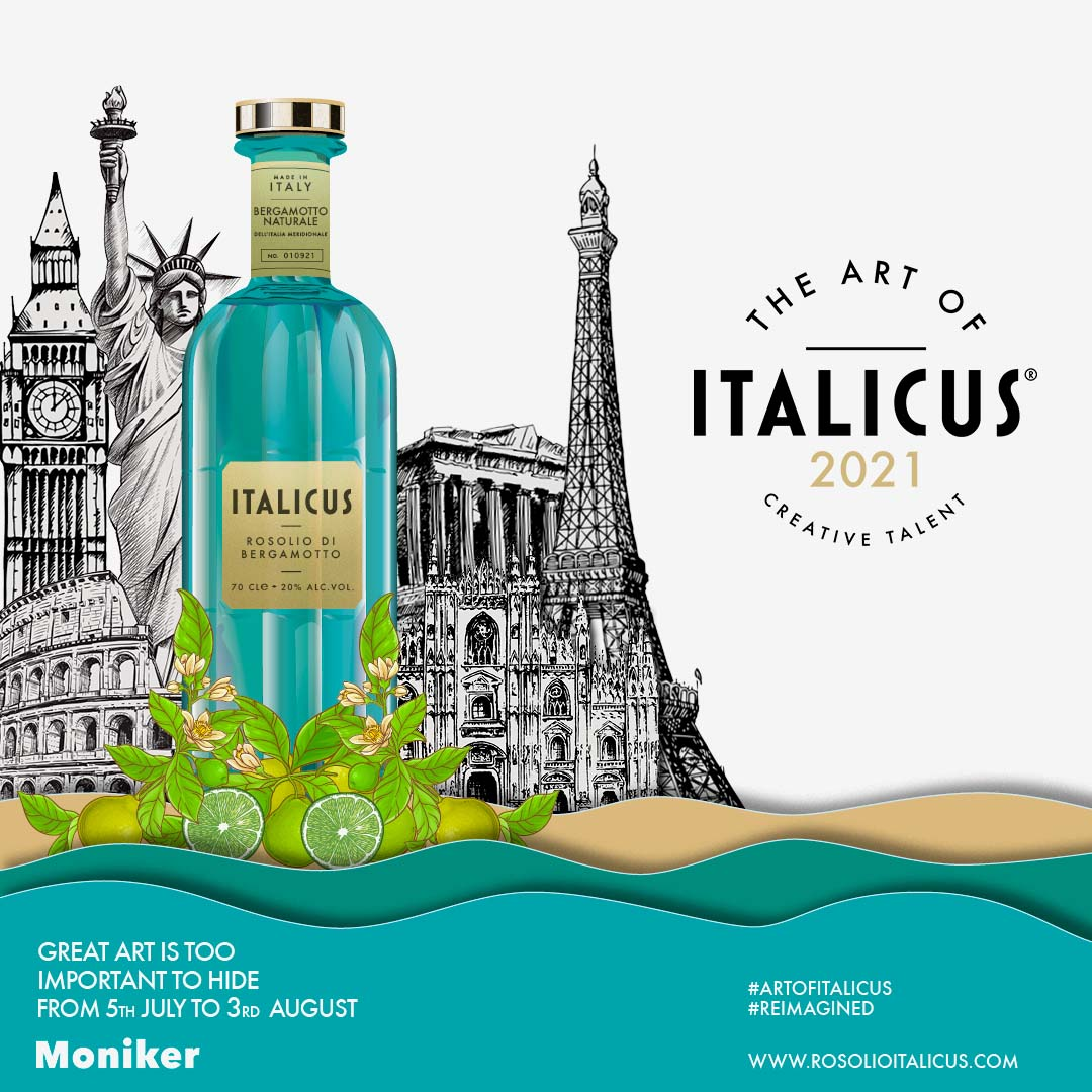 Art of ITALICUS 2021, Creative Talent – Cities Reimagined Competition