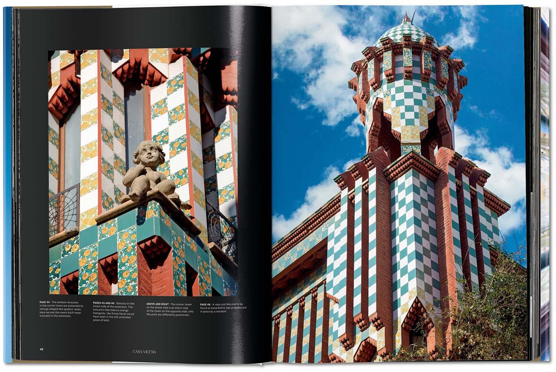 Taschen Sale: Gaudí. The Complete Works
