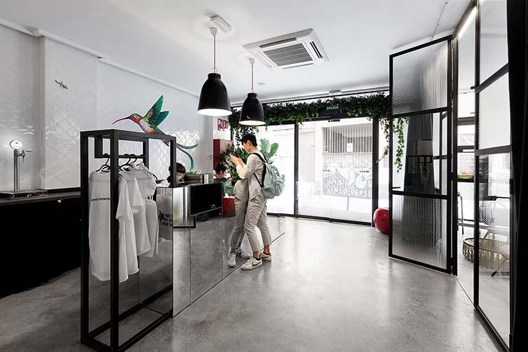 2060 The Newton Hostel & Market Madrid
