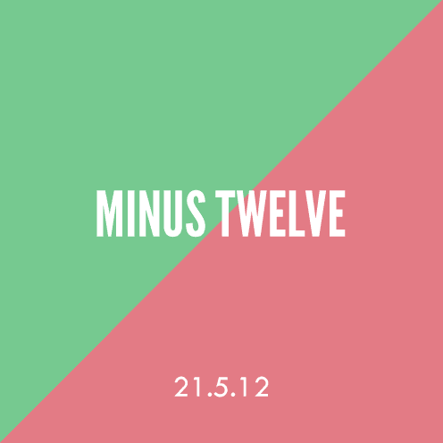 21.5.12 Minus Twelve
