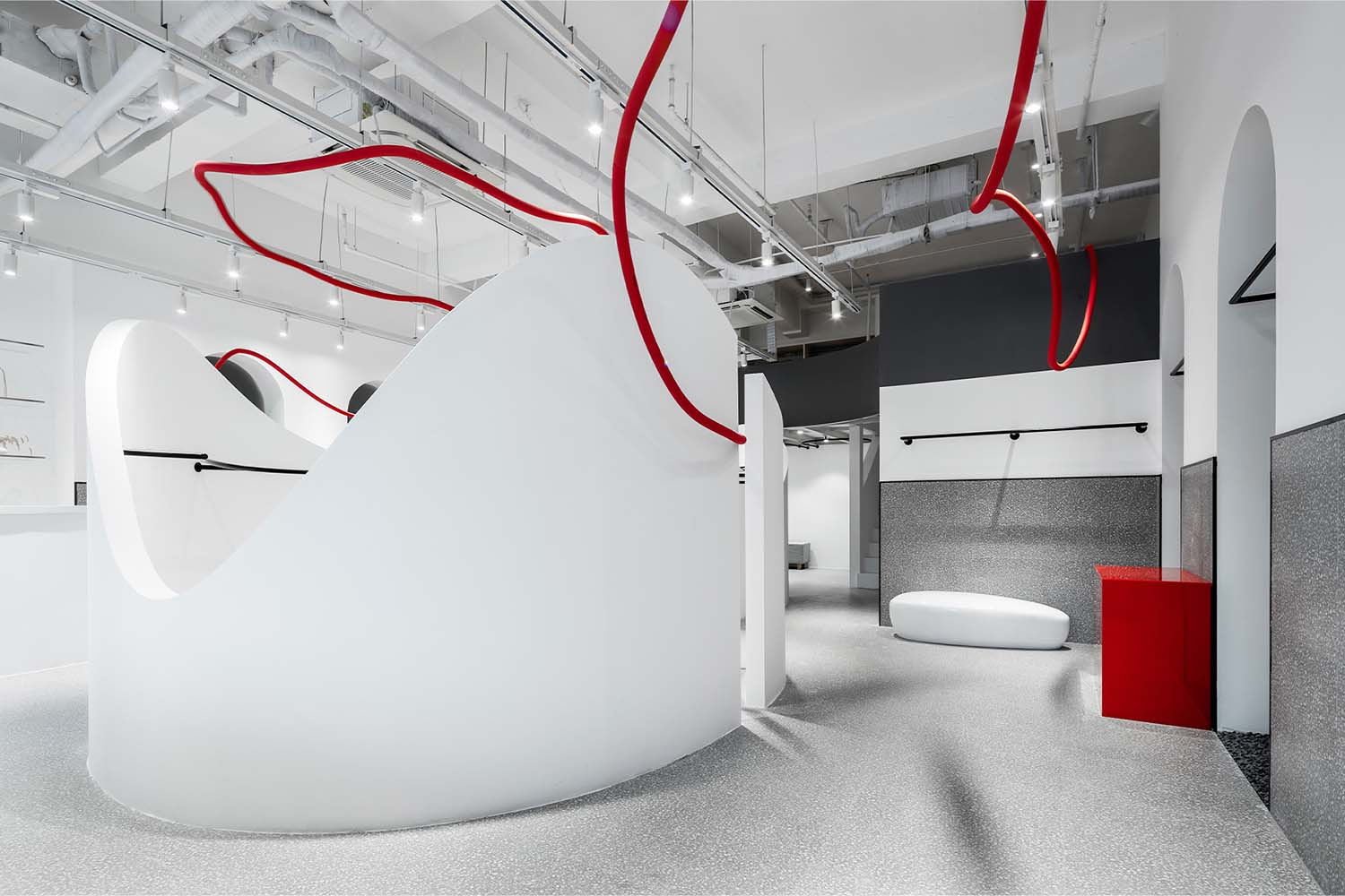 Showni Clothing Boutique by Nianwei Zhu; Winner in Interior Space and Exhibition Design Category, 2020—2021