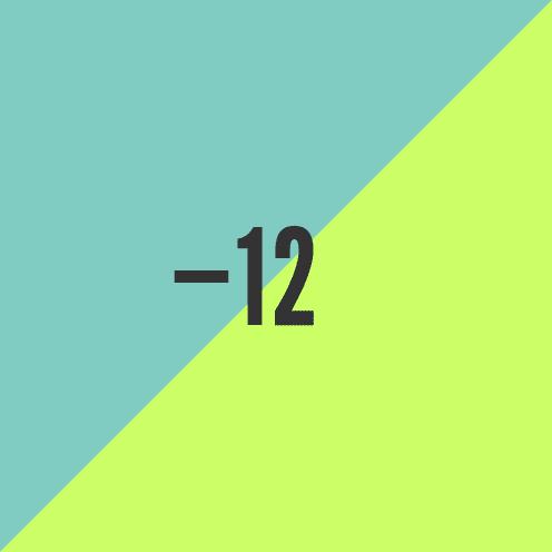 2.4.12 Minus Twelve