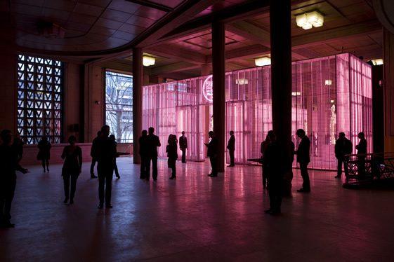 Prada's 24 h Museum