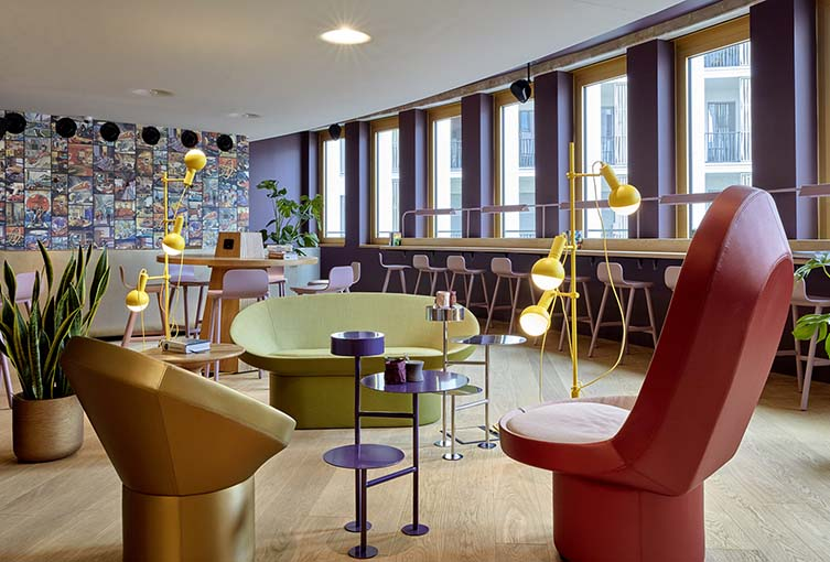 25hours Hotel The Circle Köln