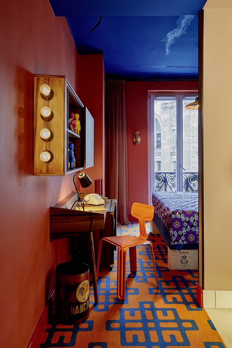 25hours Hotel Paris, Terminus Nord