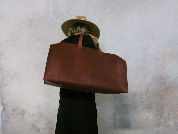 leather smiths bag