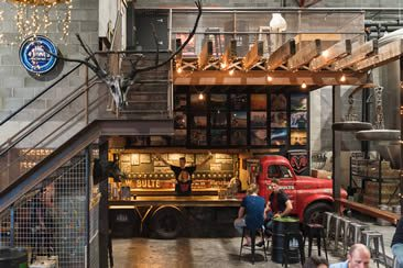 4 Pines Brewing Company Truck Bar, Brookvale