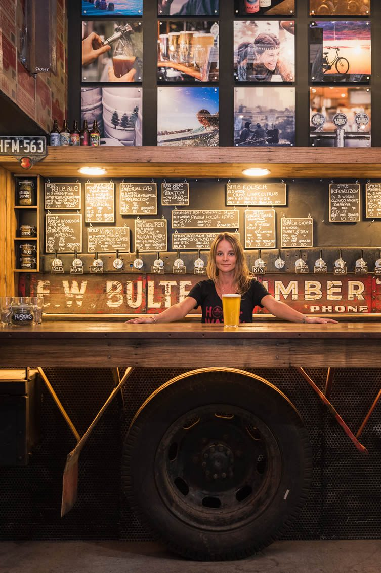 4 Pines Brewing Company Truck Bar Sydney