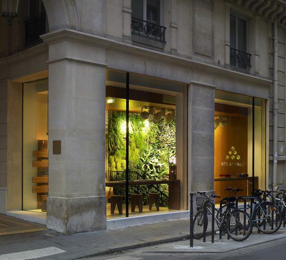 Six Senses at Rue De Castiglione, Paris