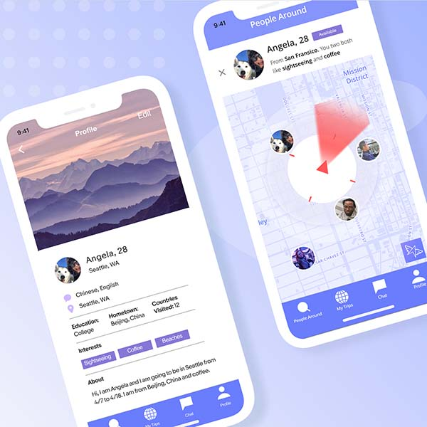 Wonder Mobile Application by Shih-Wei Cheng