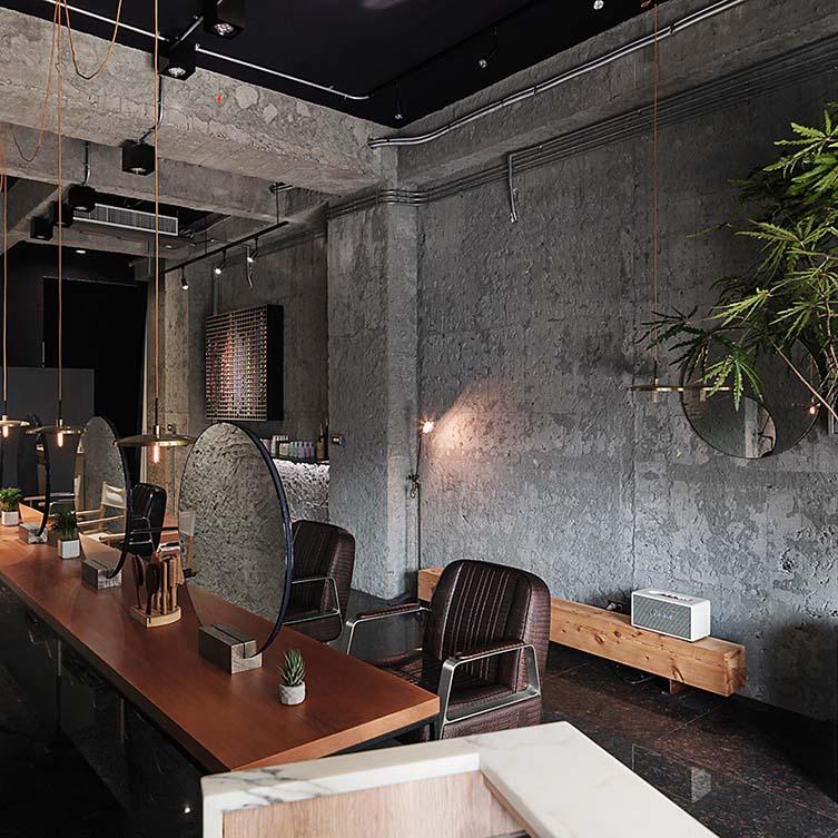 Luna Salon-The Essence Salon by Yu-Jui Chang