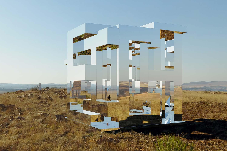 Eighteen Art Installation by Ketan Jawdekar