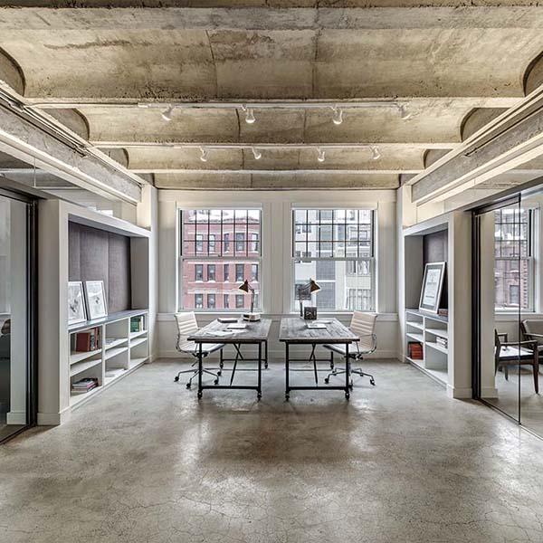 38 Newbury Street Broder Properties Office Suite by Theodore Touloukian