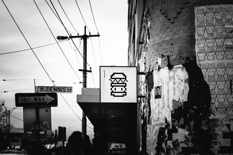 8bit Footscray Melbourne
