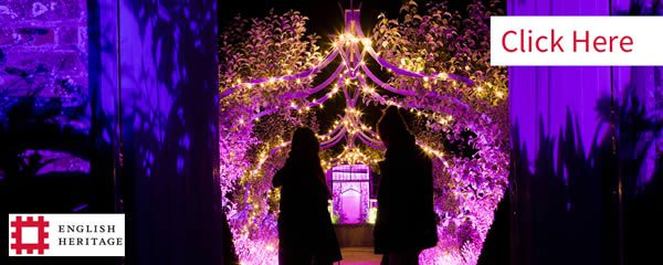 English Heritage, Enchanted Events: Enchanted Garden Events