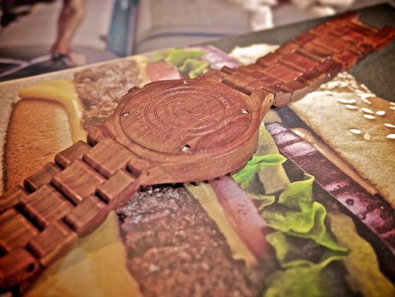 Ab Aeterno; Wooden Watches