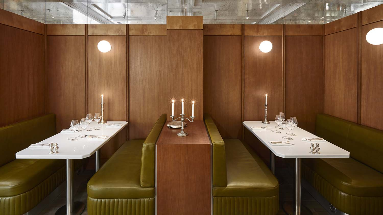 Abstinence Paris Restaurant Designed by Studio Lizée-Hugot