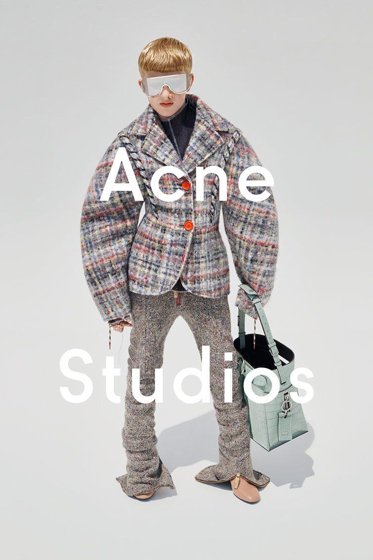 Viviane Sassen for Acne Studios Fall/Winter 2015