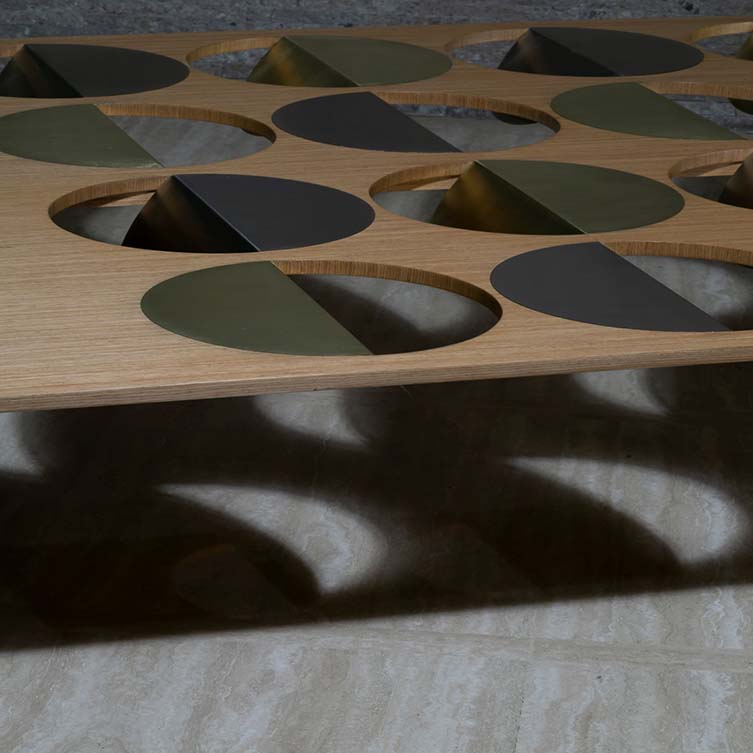 Moonland Table by Ana Volante is Winner in Furniture, Decorative Items and Homeware Design Category, 2019 - 2020
