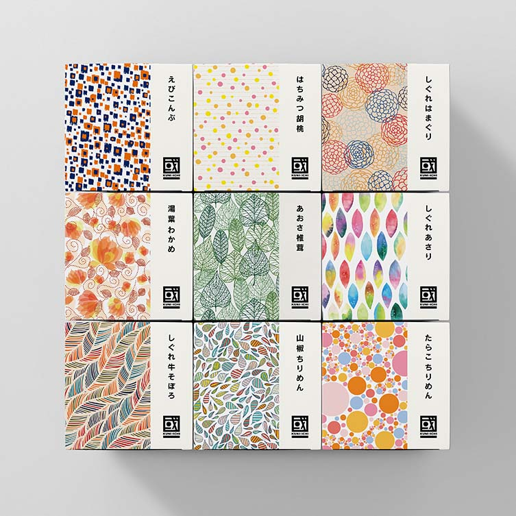 Kuniichi Food Package by Katsunari Shishido is Winner in Packaging Design Category, 2019 - 2020.