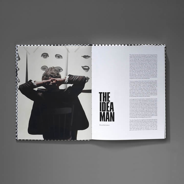 Chris Cran Exhibition Catalogue Exhibition Catalogue by Stefan Canuel, RGD