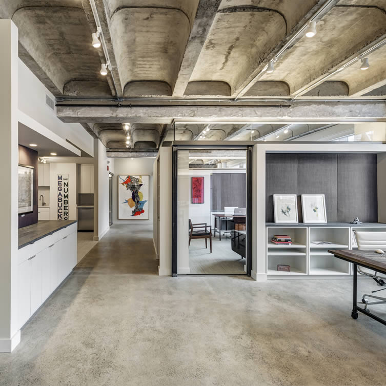 38 Newbury Street Broder Properties Office Suite by Theodore Touloukian