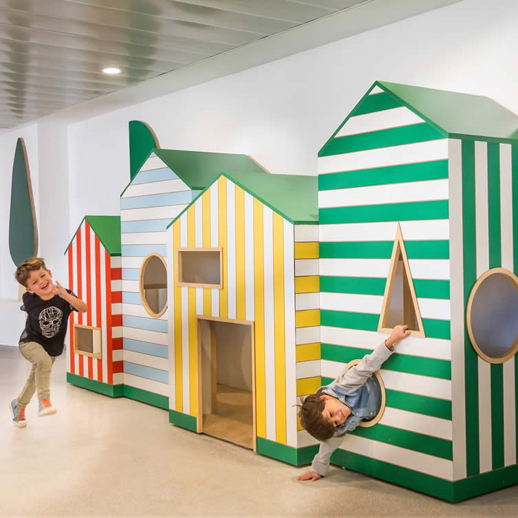 21st Century Kindergarten Kindergarten Complex by Sarit Shani Hay