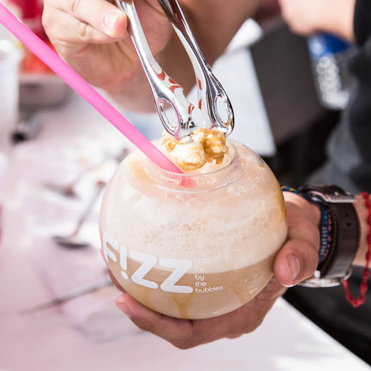 F!ZZ Experience Beverage Event by PepsiCo Design & Innovation