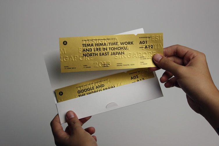 A Design Film Festival 2013, Singapore