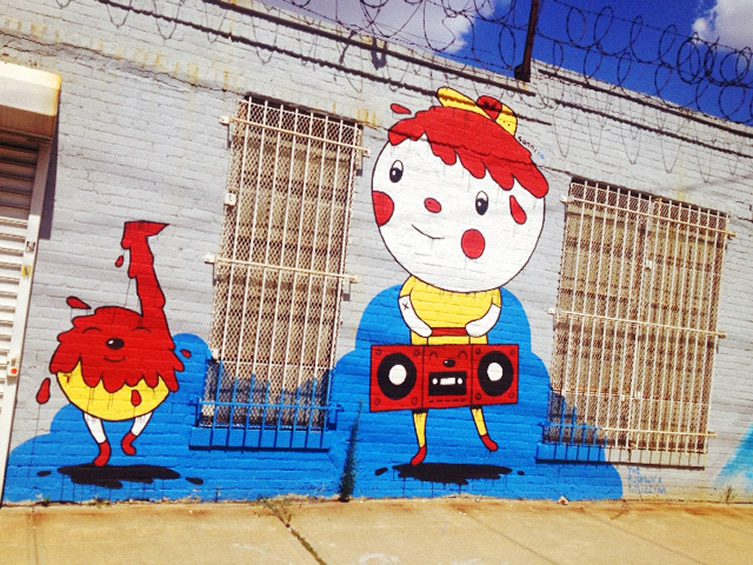 Sonni Street Artist