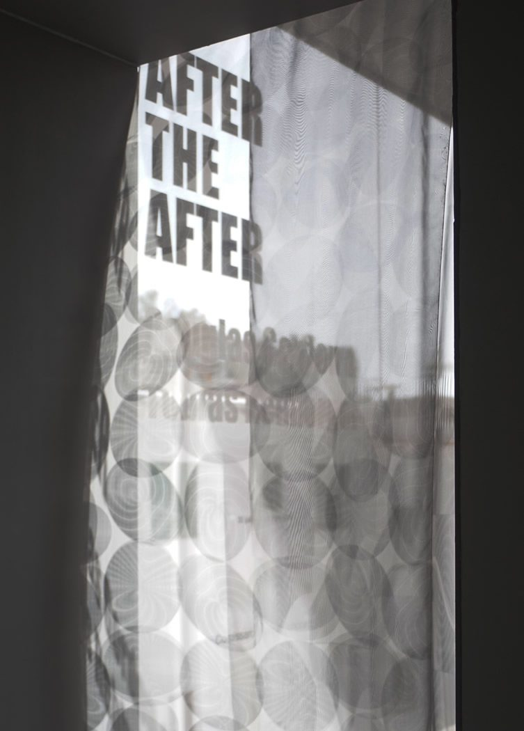 Tobias Rehberger and Douglas Gordon, After the After