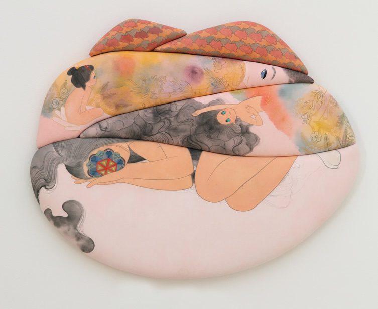Ai Yamaguchi — Shinchishirin at Joshua Liner Gallery, New York