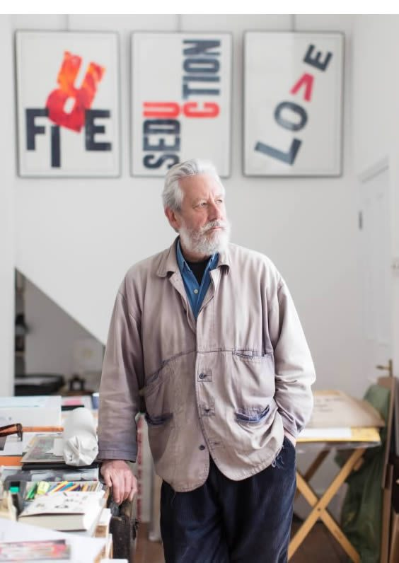 Alan Kitching, A Life in Letterpress at The Lighthouse, Glasgow